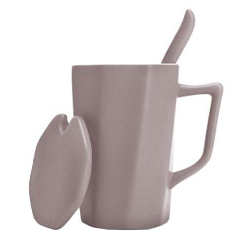 Schöne Keramik Geschenk Kaffeetasse Tee Tasse Milch Tasse für Home/Office/Restaurant-A32