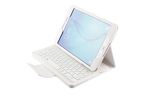 Funda PU Cuero Teclado Samsung Galaxy Tab
