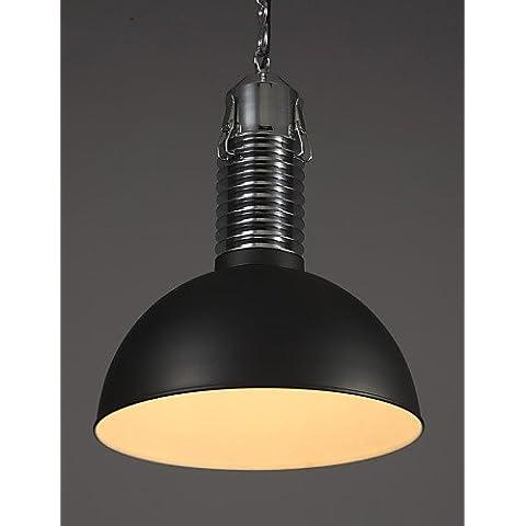 Illuminazione jiaily lampadari stile Mini tradizionale/Classic Vintage/soggiorno/camera da pranzo e la sala di studio/Ufficio , metallo
