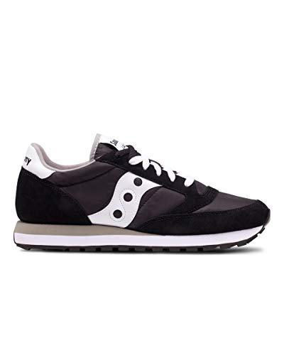 SAUCONY scarpe sneaker unisex jazz original S2044-449 nero bianco
