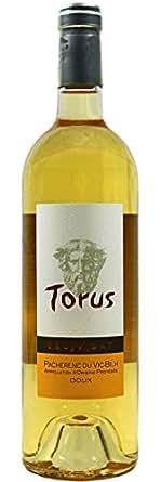 Pacherenc du Vic-Bilh, Torus, Doux, 2013 - Vin Blanc