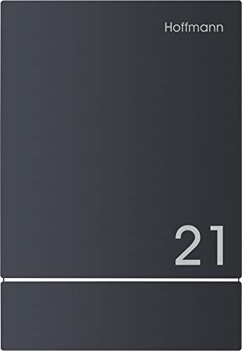 frabox Design Briefkasten Skive II, mit Zeitungsfach