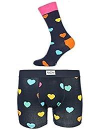 Happy Socks Pre Pack Socks And Boxer Brief
