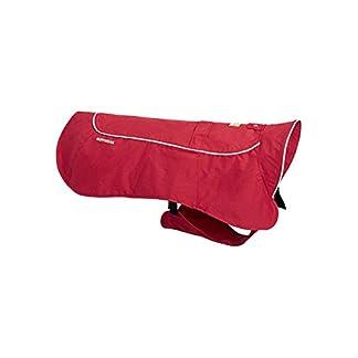 Ruffwear Full Coverage Waterproof Rain Coat for Dogs, Miniature Breeds, Size: XX-Small, Red Rock, Aira, 0580-605S2 7