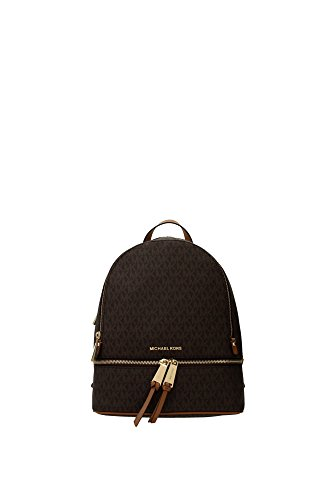 Michael Michael Kors - Rhea zip - mochila - brown