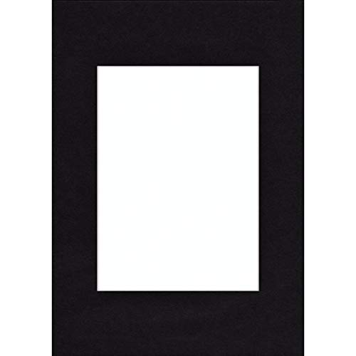 Hama Passepartout, Smooth Black, 50 x 70 cm - Marco