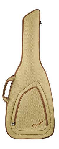 Fender FET-610 Tweed Gigbag für E-Gitarre Polyester Tweed