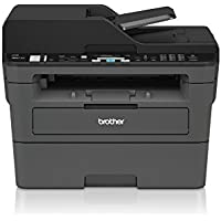 Brother MFC-L2710DW Mono Laser Printer, Wireless & PC Connected, Print, Copy, Scan, Fax & 2 Sided Printing, A4, Black