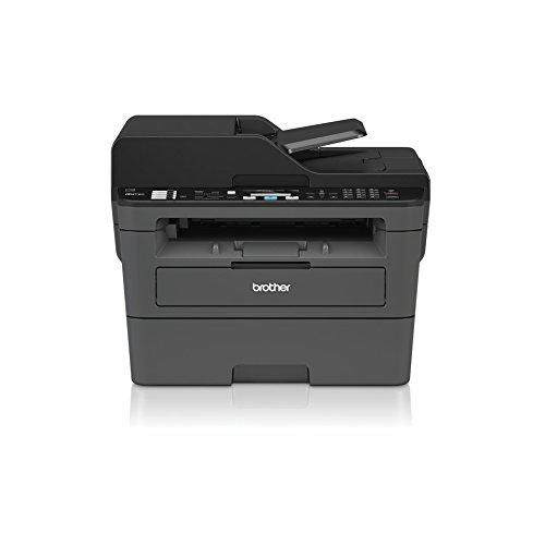 Brother MFC-L2710DW Mono Laser Printer | A4 | Print, Copy, Scan, Fax, Duplex Two-Sided Printing & Wireless Best Price and Cheapest