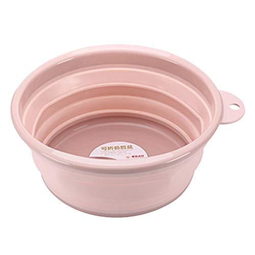 Guoyy Faltbare Tragbare Waschbecken für Waschbecken, Teich faltbar Küche Camp Eimer