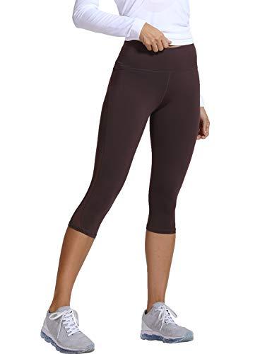 CRZ YOGA Mujer Lycra Compression Leggings Cintura Alta Deportivos Runn
