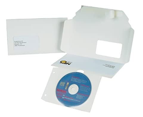 Nips 216 x 125 x 5mm DL Size CD/ DVD