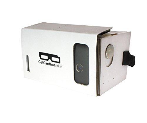 DIY Google Cardboard Virtual Reality Kit( vr headset ) by GetCardboard