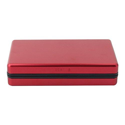 mi automatische Zigaretten-Etui Box Bundle für 10er Größe Zigaretten (Farbe nach dem Zufallsprinzip) (Men S Zigarettenspitze)