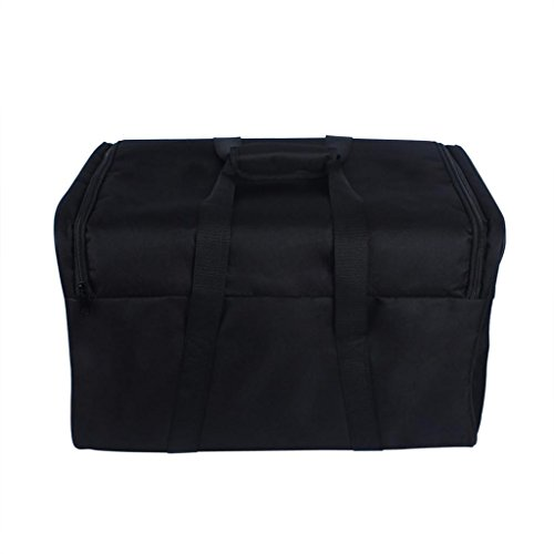 Almencla Robuste Standard Cajon Box Drum Bag Tragetasche \\u0026 Schulter 52,5 X 33 X 32,5 cm Schwarz