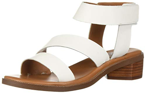 Franco Sarto Damen Landry, weiß, 36 EU (Schuhe Sarto Frauen Franco)
