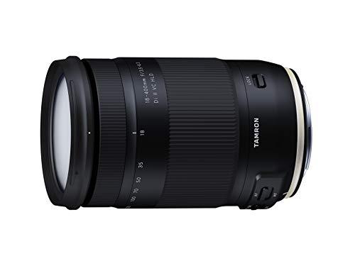 Tamron Ultra-Tele-Megazoom 18-400mm F/3.5-6.3 Di II VC HLD Objektiv für Canon schwarz (Kamera-objektive Von Tamron)