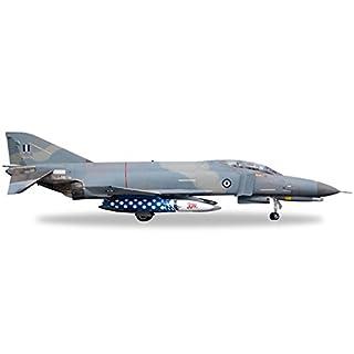 Herpa 558518 Hellenic Air Force Mcdonnell Douglas F-4E Phantom II-339 Sqd Aias-RIAT 2016, Fahrzeug