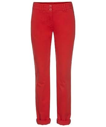 Gerry weber pantalon adidas pantalon chino paris 92133–67649 46R 684/taille couleur rouge