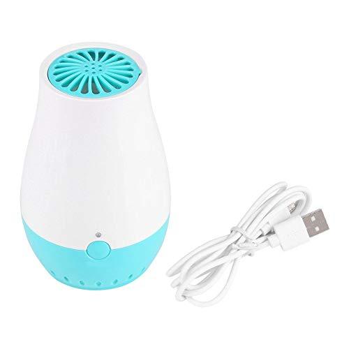 DAETNG Purificatore d'Aria del generatore di ozono, detergente Portatile per Mini Cucina Domestica per eliminare Fumo, Sigaretta e Odore Generale, i Migliori deodoranti per Ambienti Domest