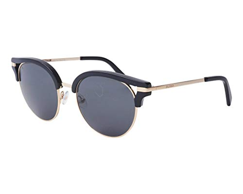 Balmain Sonnenbrillen (BL-2116 01) glänzend schwarz - gold -