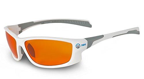 nexi-sportbrille-sonnenbrille-inklusive-etui-und-mikrofasertuch-s-8a-weiss-orange