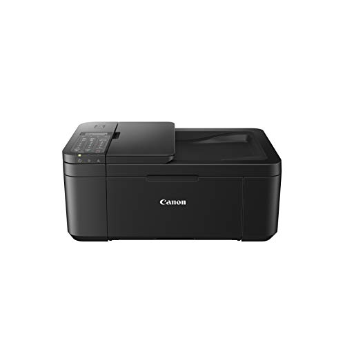 Impresora Multifuncional Canon PIXMA TR4550 Negra