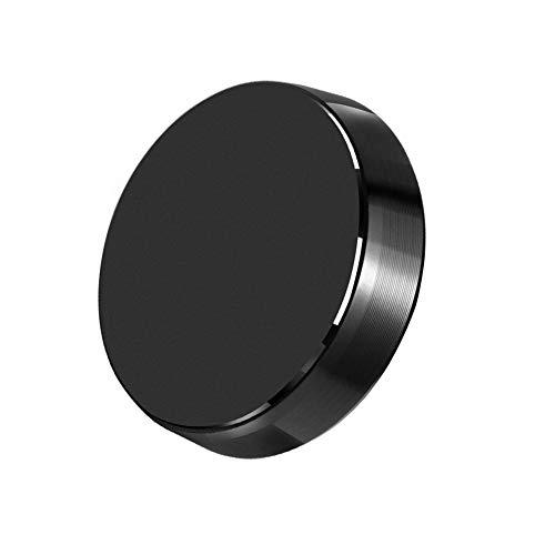 chlliacrow Lenker Montieren Halfter Magnetisch Silikon Universal, Universal Magnetisch Auto Dashboard Mobile Telefonhalterung Halter für iPhone Schwarz -