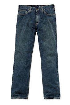 Carhartt jean Vêtements de travail détendu droite B320 jean Carhartt