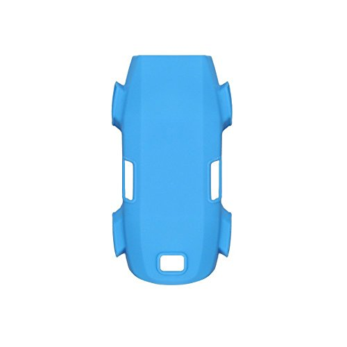 Rantow Fire protettiva in silicone resistente al calore della pelle per DJI Spark drone corpo di Shell m