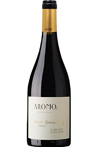 Bier Chile (Aromo Private Reserve Syrah 2012 Maule Valley Rotwein trocken 0,7 L)