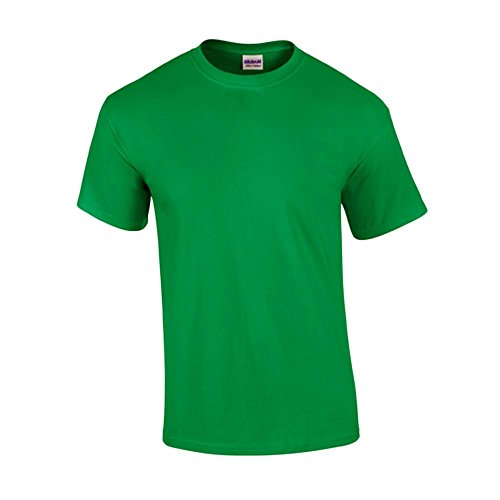 Gildan - Ultra T-Shirt '2000' - Übergrößen bis 5XL L,Irish Green (Irish T-shirt)