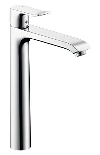Hansgrohe - Einhebelarmatur, Waschtisch, ohne Ablaufgarnitur, ComfortZone 260, Chrom, Serie Metris