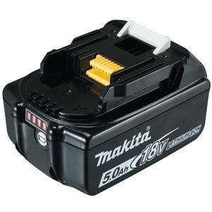 Makita 197280-8 Akku-BL1850B Li 18,0V 5.0Ah, 5 W, 18 V, Schwarz