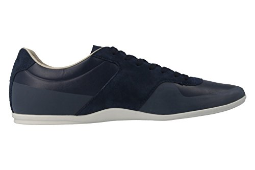 Lacoste Turnier 316 1 Homme Baskets Mode Bleu Bleu