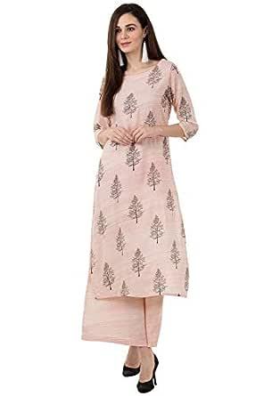 Bright Cotton Women's Rayon Salwar Suit