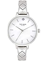 Kate Spade Analog White Dial Women's Watch-KSW1465
