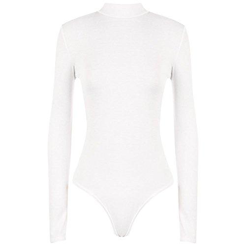 Janisramone - Body - Body - Uni - Manches Longues - Femme * taille unique