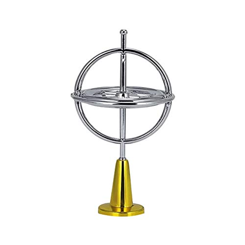 Metal Scientific Gyroscope