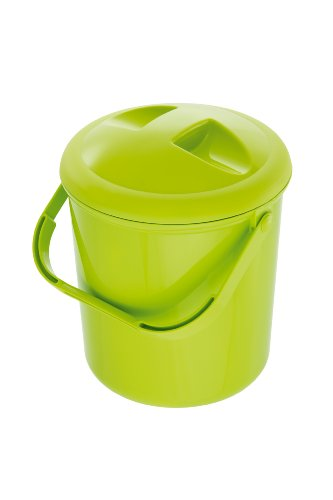 Rotho Babydesign 200210205 BB Windeleimer, apple green