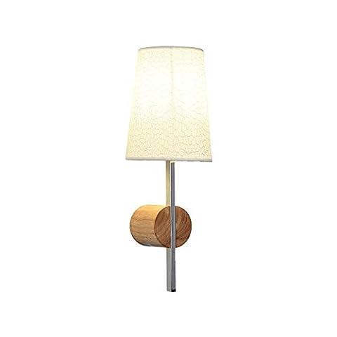 Applique Murale Nordique Luminaire Minimaliste Moderne Living Room Lampes Chambre Lampe De Lit Escalier Escalier Verre
