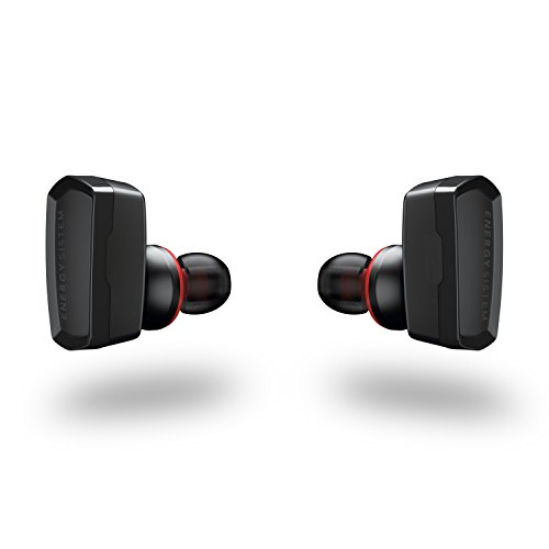 Energy Sistem Earphones 6 True Wireless (True Wireless Stereo, Bluetooth, Gancho de sujeciónflexible, Control de reproducción, batería Recargable)