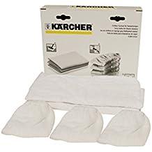 Kärcher - Juego de toallas para limpiador de vapor