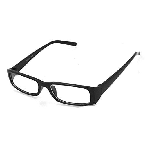 unisex-black-plastic-full-rim-frame-clear-lens-glasses