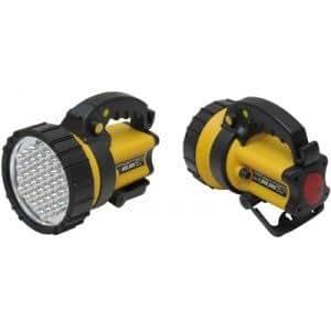 Idk PJL-370 Projecteur Extérieur à 37 LEDs 15,2 x 18 cm