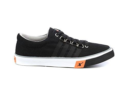 Sparx Men's Black Sneakers - 10 UK/India(44.67 EU)(SM-162)
