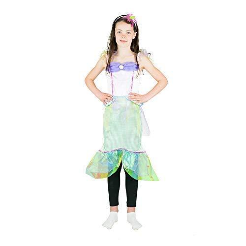 Bodysocks® Meerjungfrau Kostüm für Mädchen (4-6 Jahre)