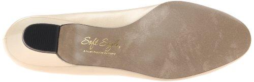 Soft Style Women's Angel II Dress Pump,Putty Elegance,10 M US Bone Elegance