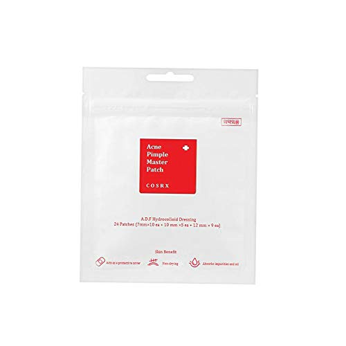 Anself Acne Pimple Master Patch 24 Parches Invisible