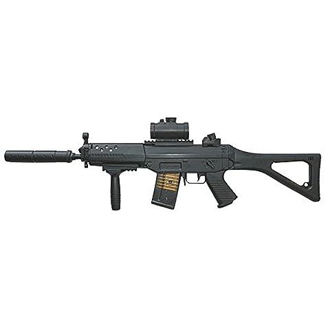 Softair-Gewehr BGS-M85 Elektrisch Airsoft Kaliber 6 mm unter 0,5 J